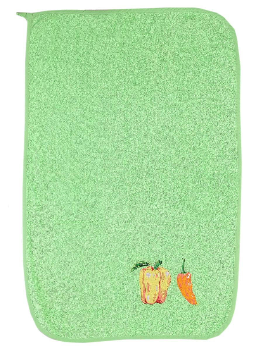 Полотенце кухонное Pastel 361, зеленый недорго, оригинальная цена