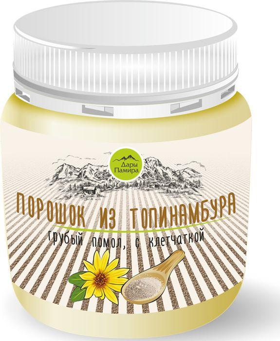 Суперфудс Дары Памира Порошок из топинамбура, с клетчаткой, грубый помол, 200 г