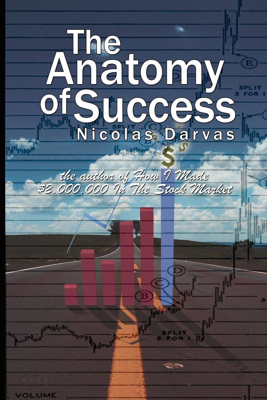 Nicolas Darvas The Anatomy of Success by Nicolas Darvas (the author of How I Made .2,000,000 In The Stock Market) free shipping 20pcs pic16f77 i p pic16f77 i in stock