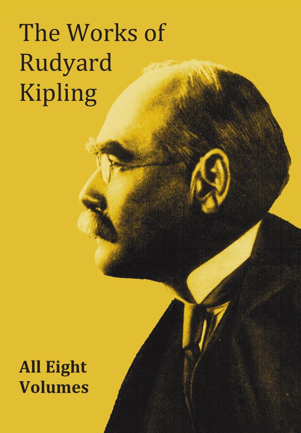 Rudyard Kipling The Works of Rudyard Kipling - 8 Volumes from the Complete Works in One Edition цена и фото