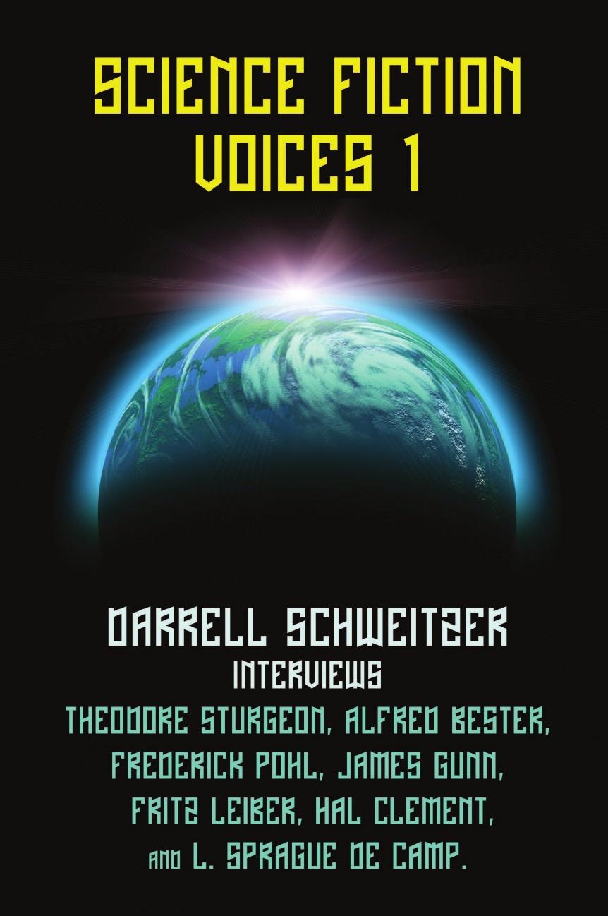 Darrell Schweitzer Science Fiction Voices #1 dimebag darrell dimebag darrell the hitz