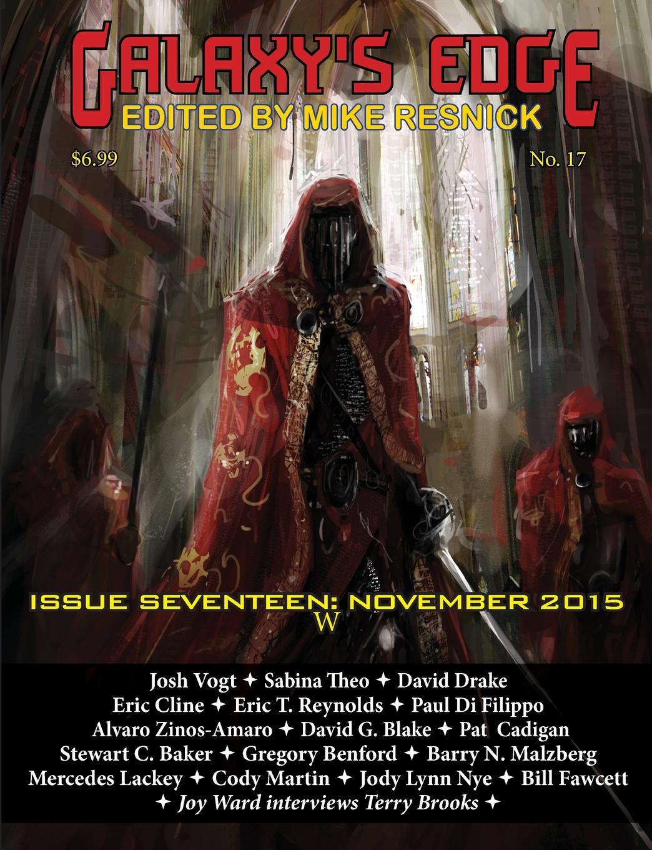 David Drake, Jody Lynn Nye Galaxy's Edge Magazine. Issue 17, November 2015 jody lynn nye a circle of celebrations the complete edition