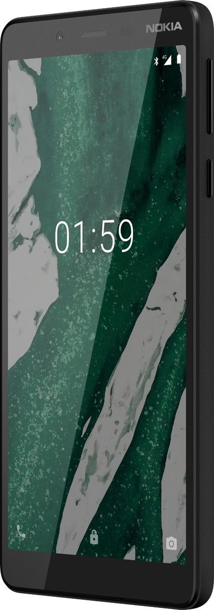 Смартфон Nokia 1 Plus 1/8GB, черный цена и фото