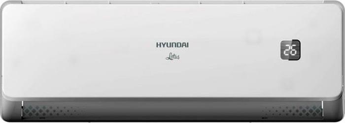 цена Сплит-система HYUNDAI H-AR16-12H, цвет: белый онлайн в 2017 году