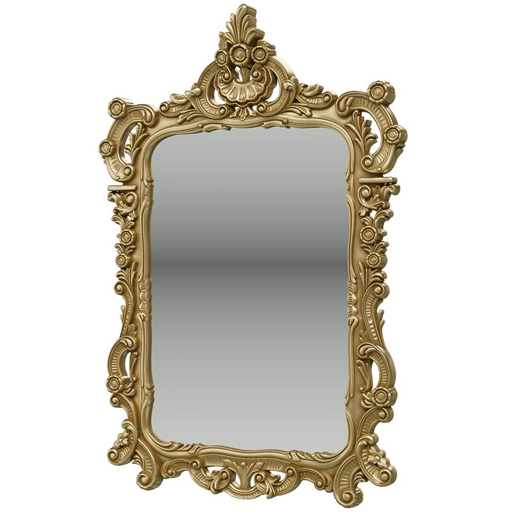 Зеркало ЗК-01, цвет бронза, ШхГхВ 70х8х106 см. object desire репродукция музейный экспонат версия 36 в картинной раме офелия