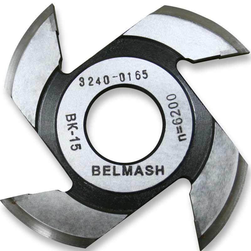 Фреза радиусная BELMASH 125 32 8 мм