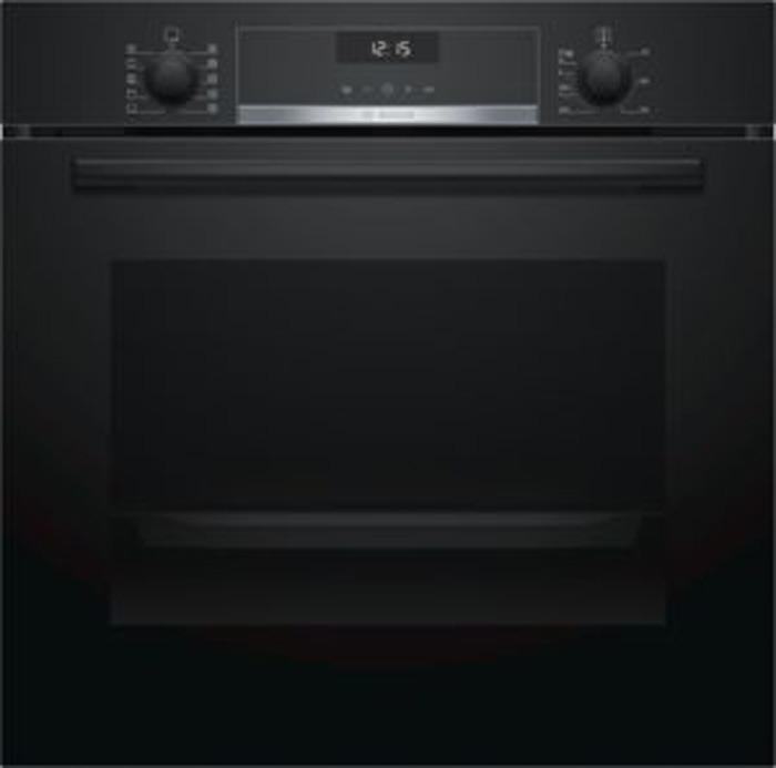Духовой шкаф Bosch HBG537BB0R, черный