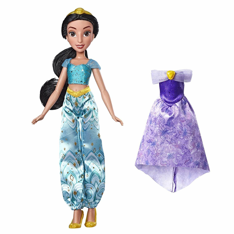 Жасмин Дисней с набором одежды disney princess 754910 принцессы дисней малышка с питомцем 15 см в ассортименте