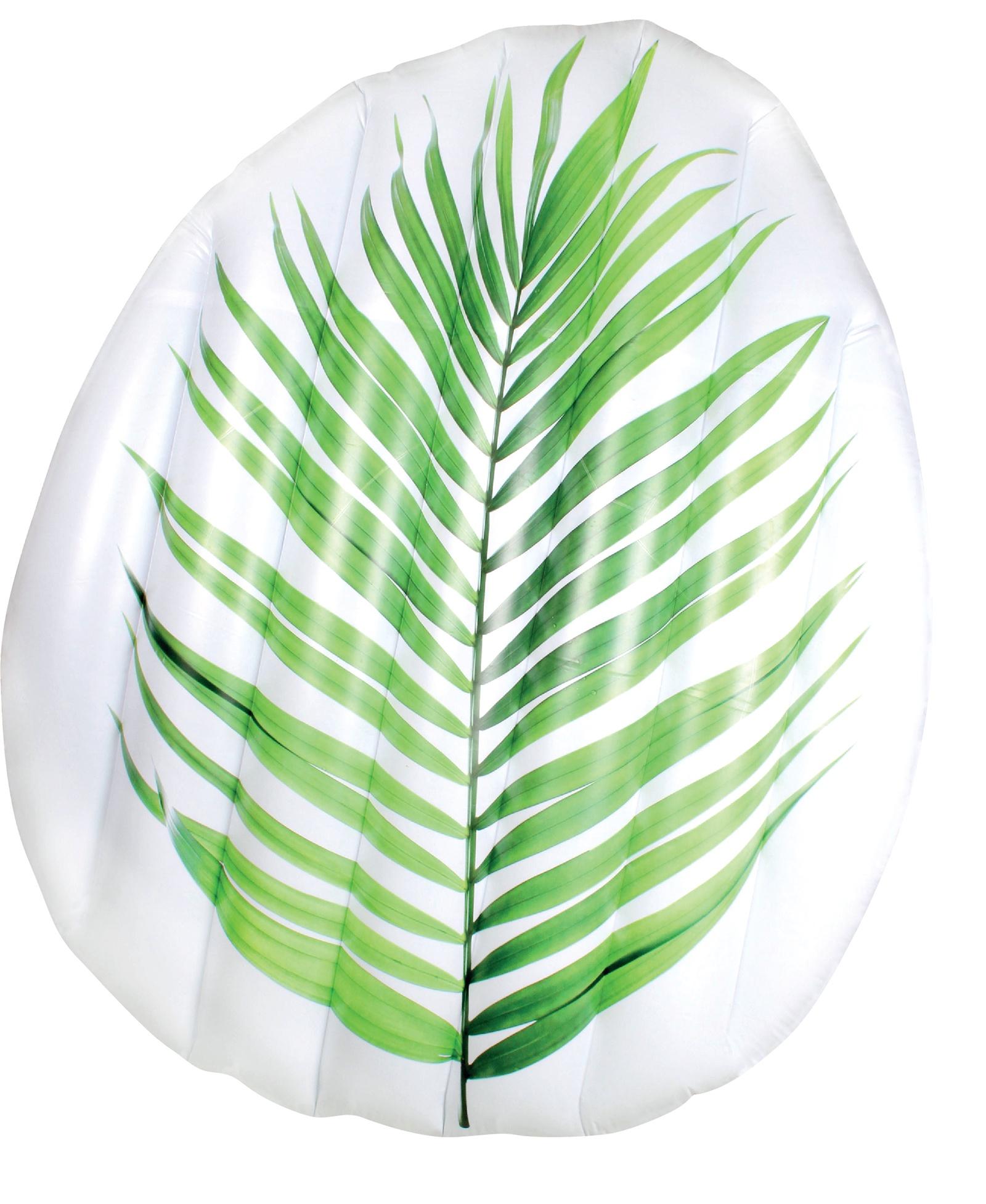 Матрас надувной Пальмовая ветвь 179 х 144 х 24 см