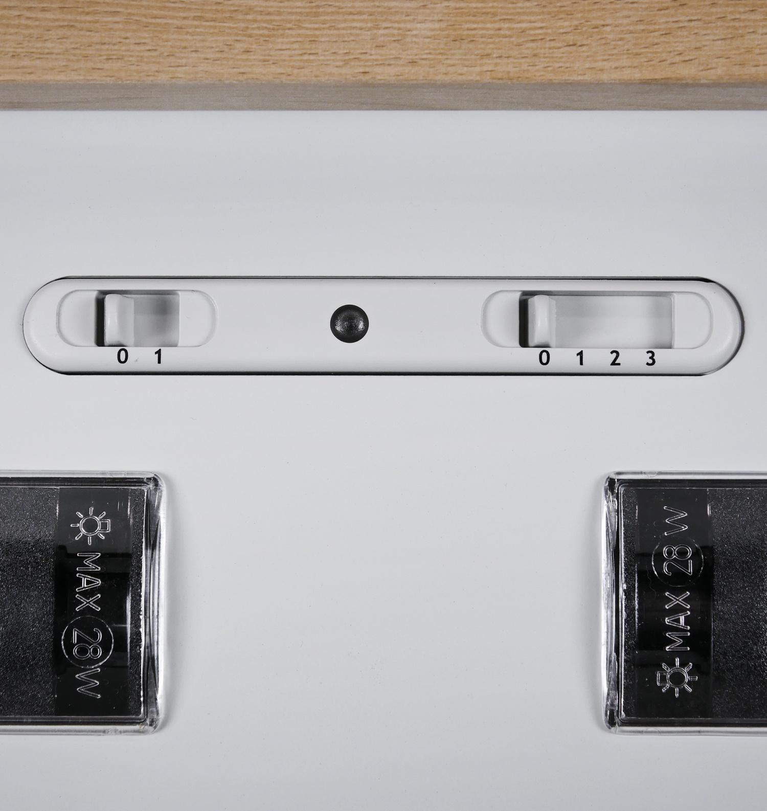 Кухонная вытяжка рустика LEX ANCONA 900 White LEX