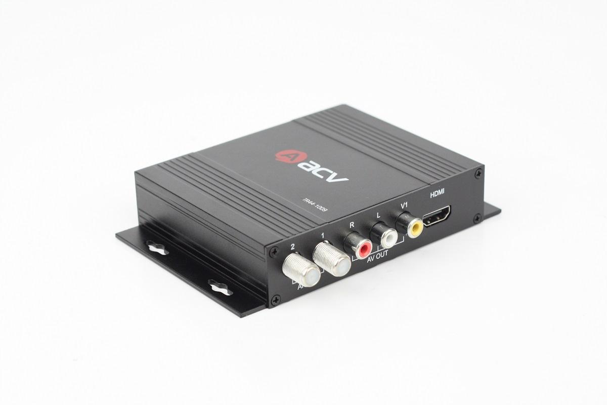 Автомобильный приёмник телевизионного сигнала DVB-T2 ACV TR44-1009