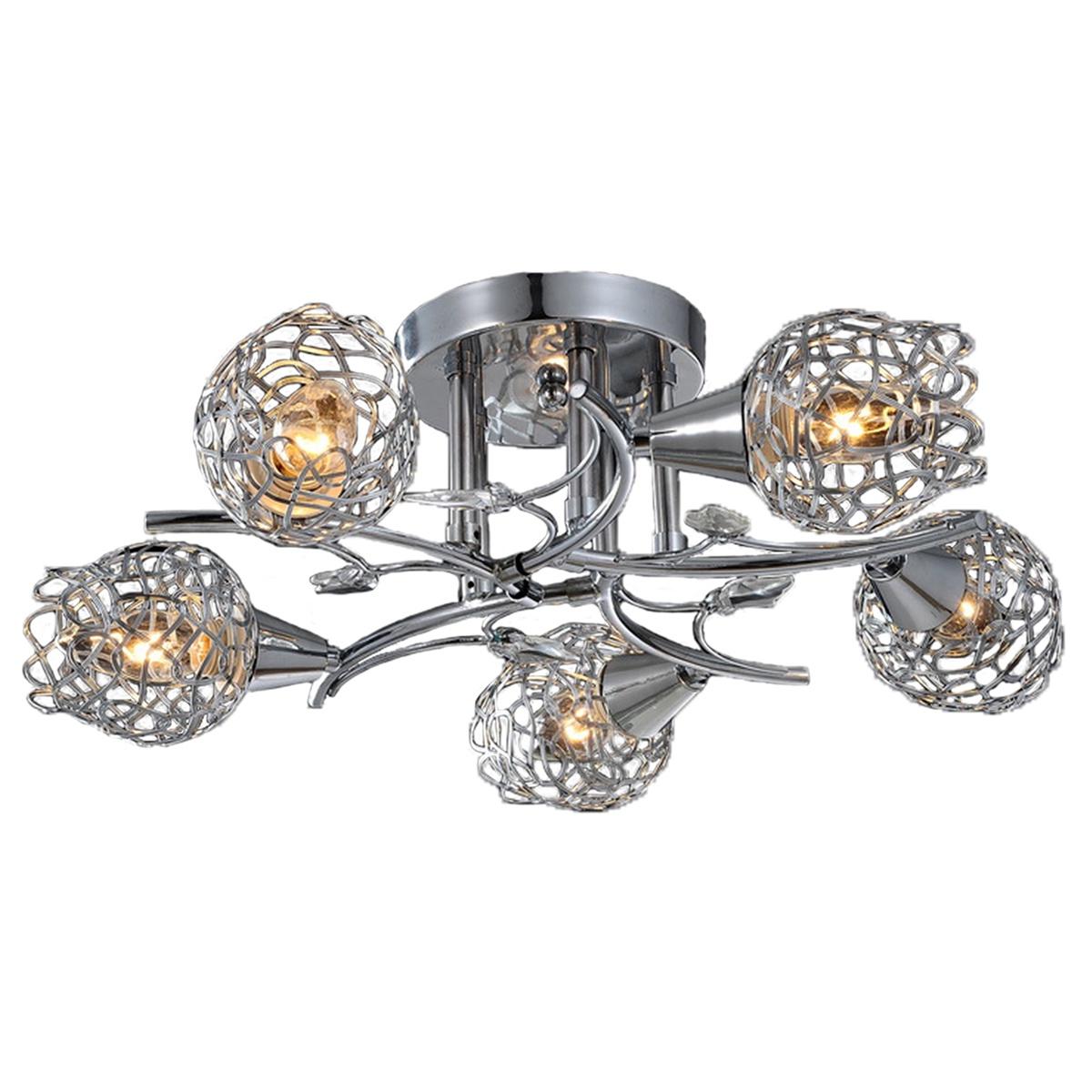 Потолочный светильник Toscom Dionis, E14, 60Вт Вт бра dionis 89898
