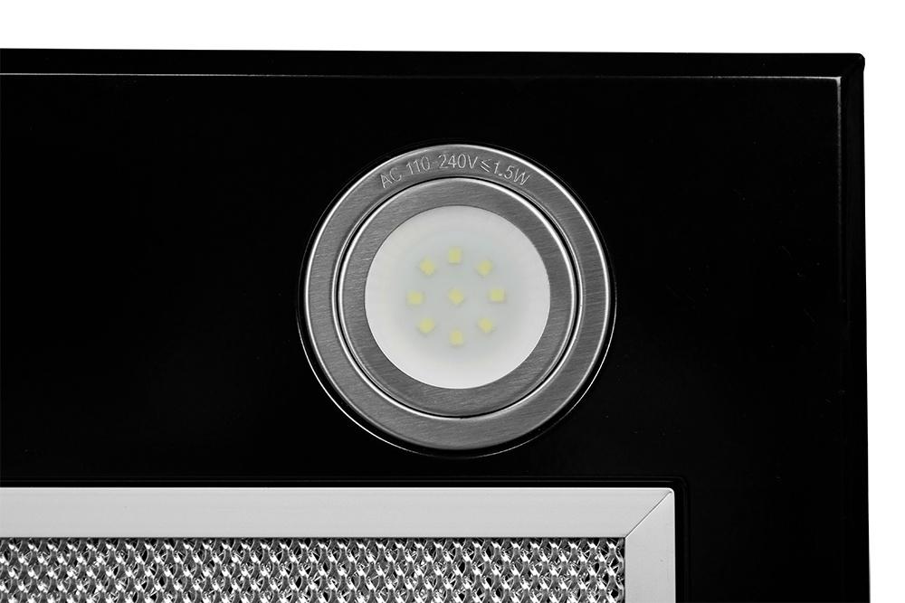 Встраиваемая кухонная вытяжка LEX GS BLOC P 900 Black LEX