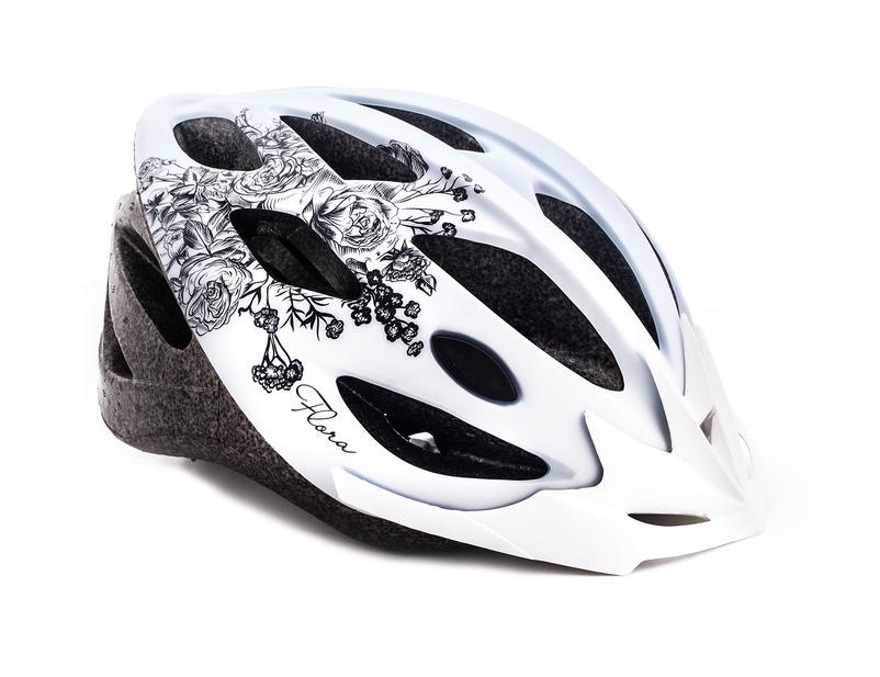 Шлем велосипедный подростковый VS Флора,размер: М (56-58см) велосипедный шлем sahoo 2015 58 62 mtb