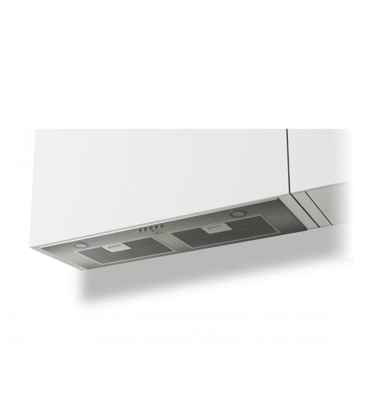 Встраиваемая кухонная вытяжка LEX GS BLOC P 900 Inox