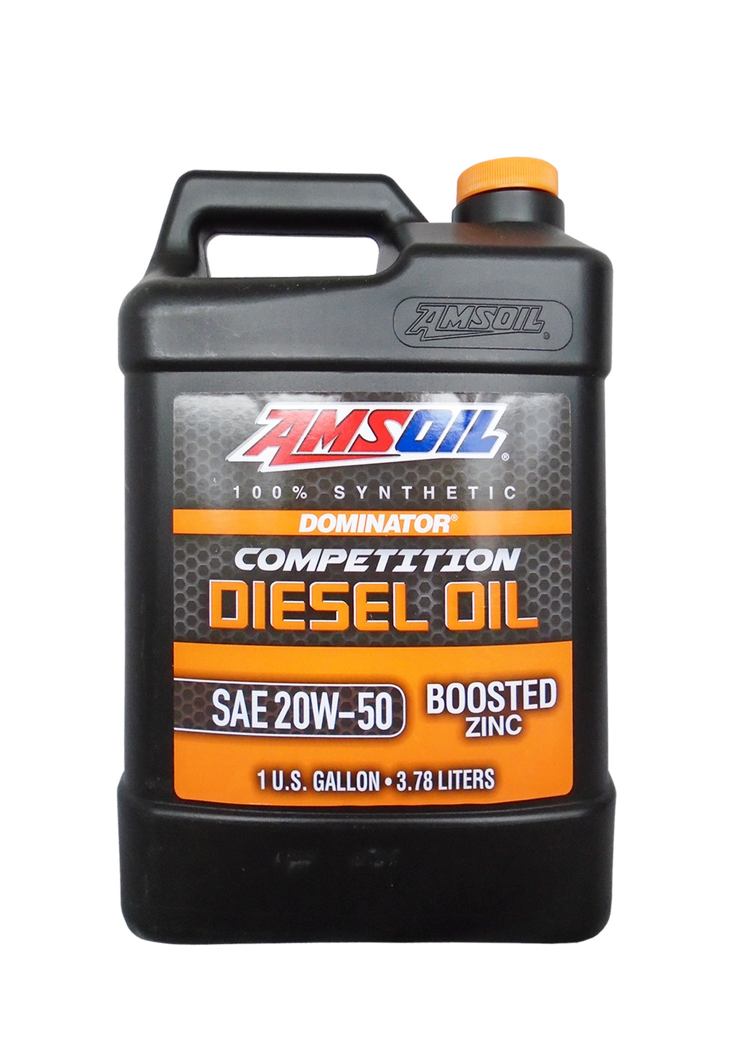 Моторное масло AMSOIL DOMINATOR Competition Diesel Oil SAE 20W-50 (3.78л)