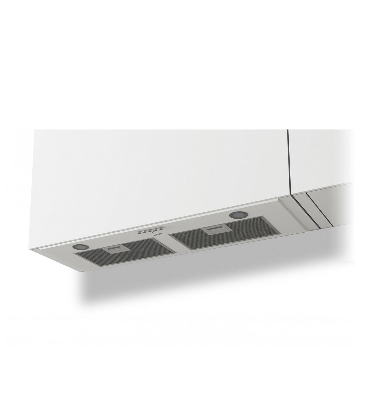 Встраиваемая кухонная вытяжка LEX GS BLOC P 900 White