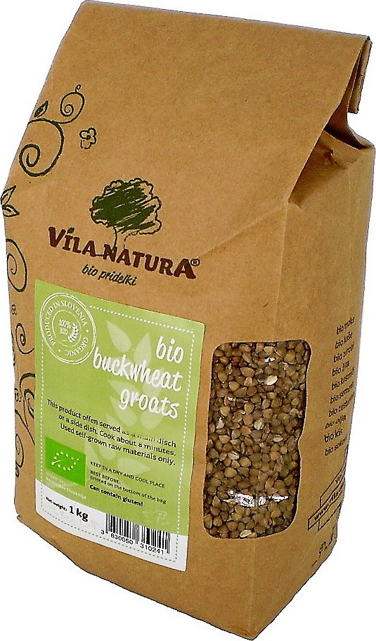Гречка Vila Natura, 1 кг
