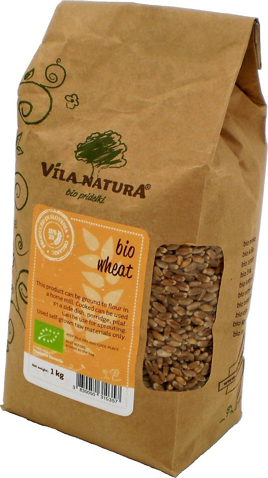 Пшеничная крупа Vila Natura, 1 кг