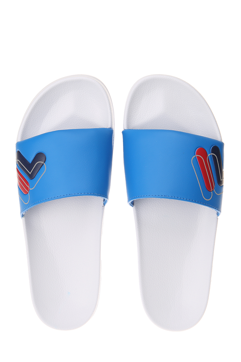 Шлепанцы Fila шлепанцы мужские fila ultratouch slide цвет черный синий s19fflsp006 bm размер 43