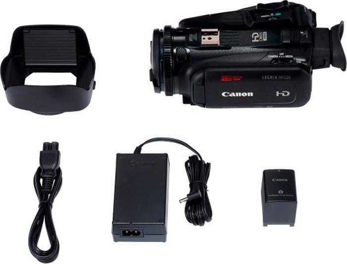 Видеокамера Canon Legria HF G26, черный Canon