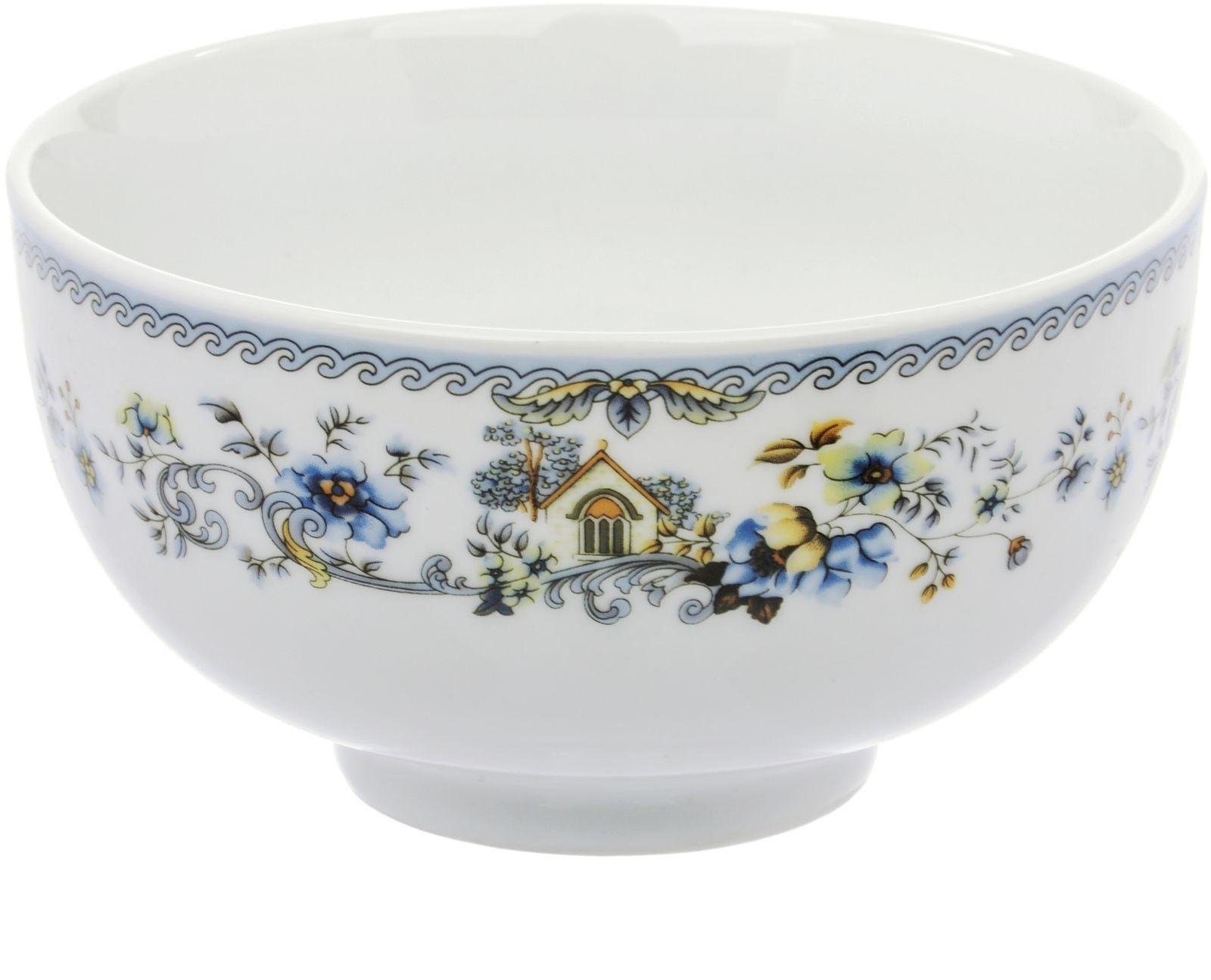 Салатник Dasen, белый, 11,5 см посуда
