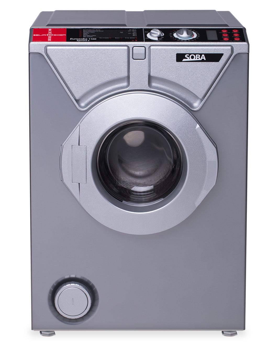 Стиральная машина Eurosoba 1100 Sprint Plus Inox Eurosoba