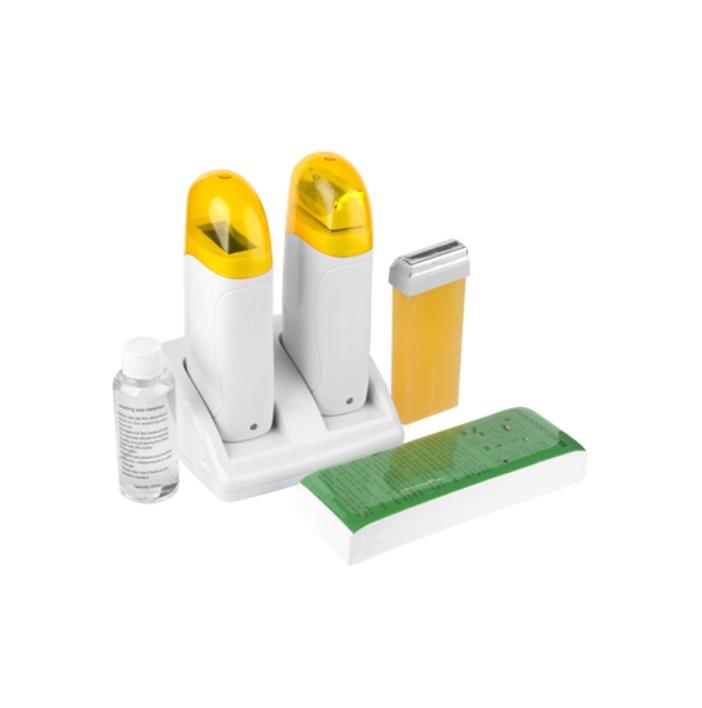 Набор для депиляции 2-кассетный с базой IRISK, П101-02 уход за телом домашних условиях дневников