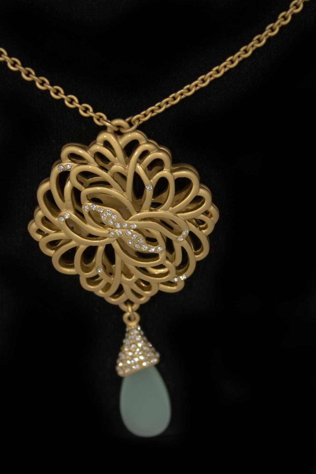 Колье/ожерелье бижутерное Inesse M