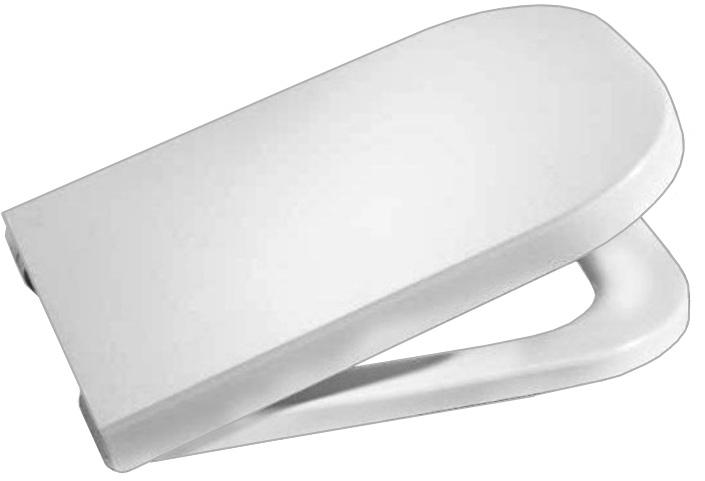 Крышка с сиденьем микролифт Roca The Gap 801472001