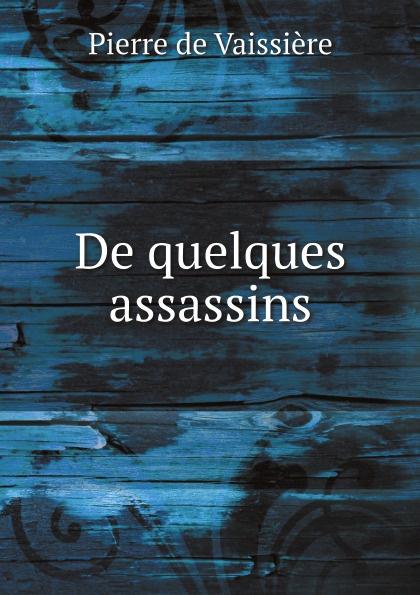 Фото - Pierre de Vaissière De quelques assassins jean paul gaultier le male
