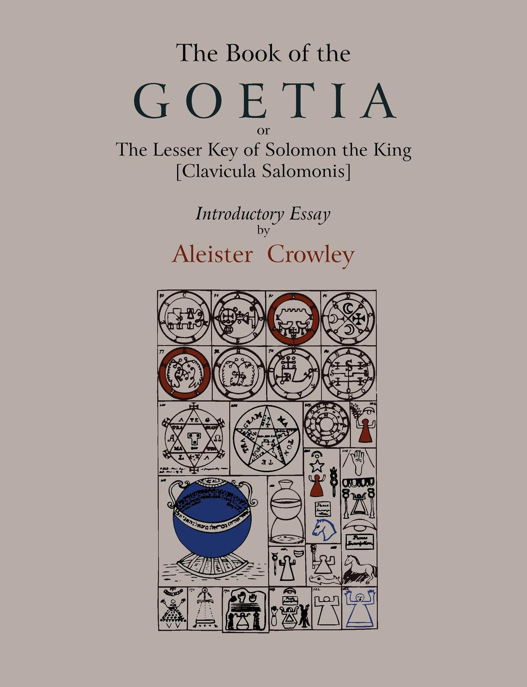 Aleister Crowley The Book of Goetia, or the Lesser Key of Solomon the King .Clavicula Salomonis.. Introductory essay by Aleister Crowley. rowland helen the sayings of mrs solomon