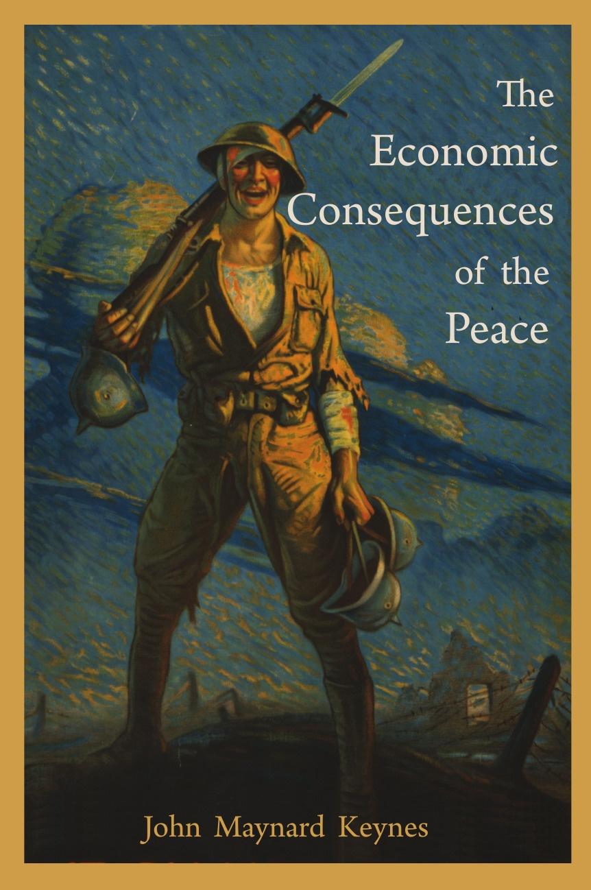 купить John Maynard Keynes The Economic Consequences of the Peace по цене 1147 рублей