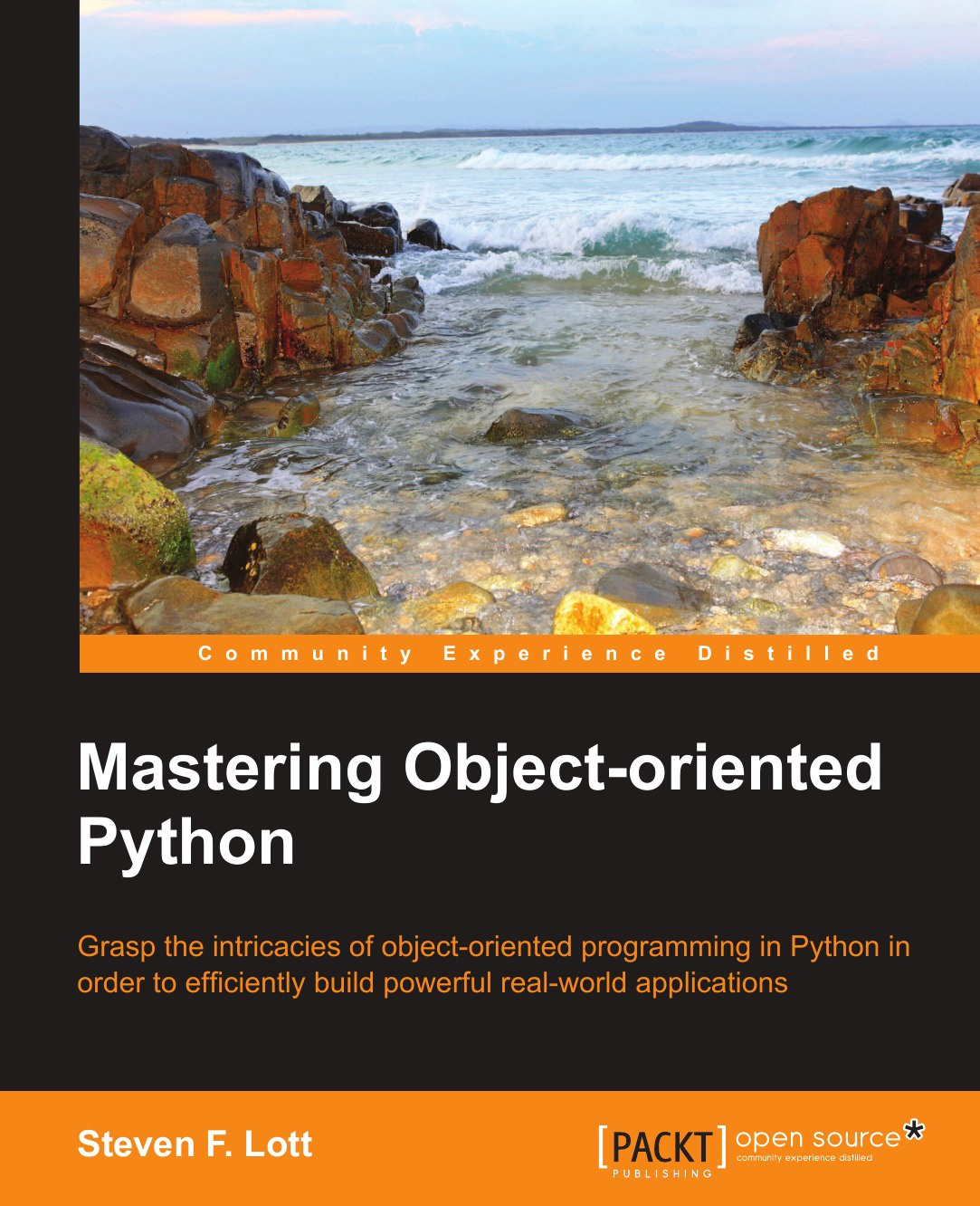 Steven Lott Mastering Object Oriented Python object oriented modeling of virtual labs for control education