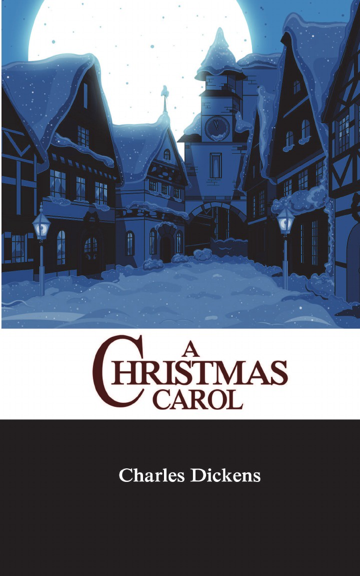 Чарльз Диккенс A Christmas Carol чарльз диккенс a christmas carol in prose being a ghost story of christmas