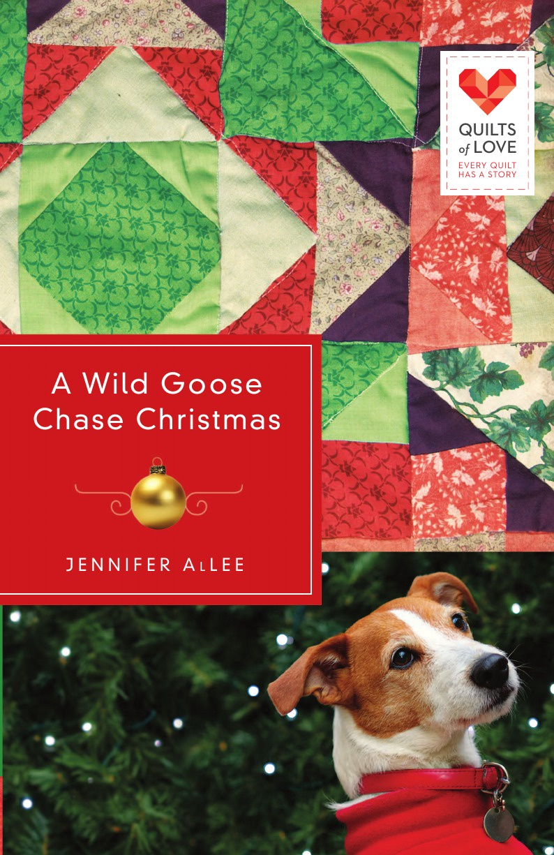 Jennifer AlLee A Wild Goose Chase Christmas murakami h a wild sheep chase