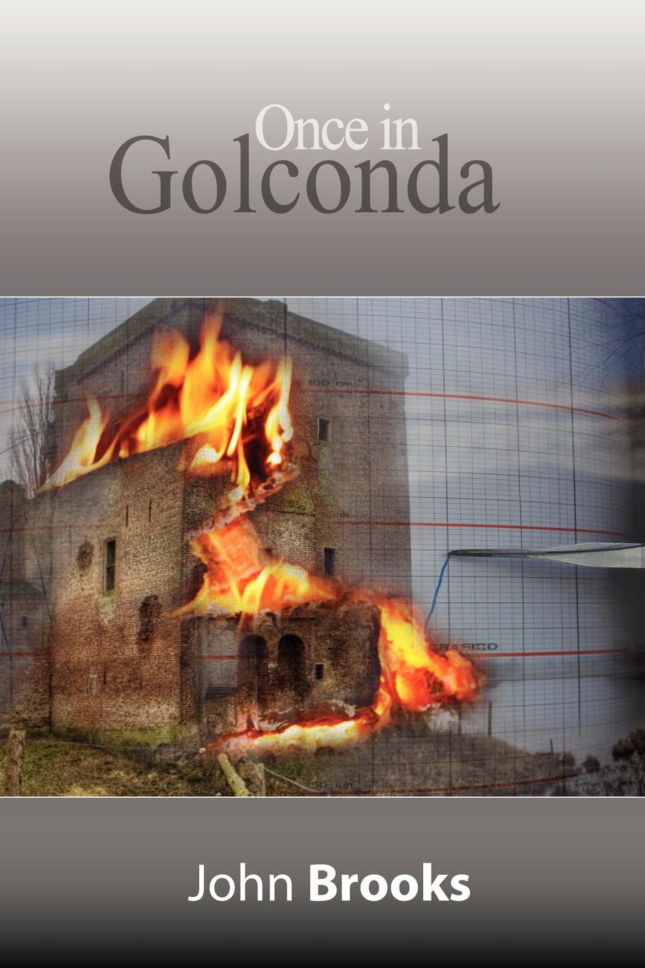 John Brooks Once in Golconda. The Great Crash of 1929 and its aftershocks подвеска golconda privee
