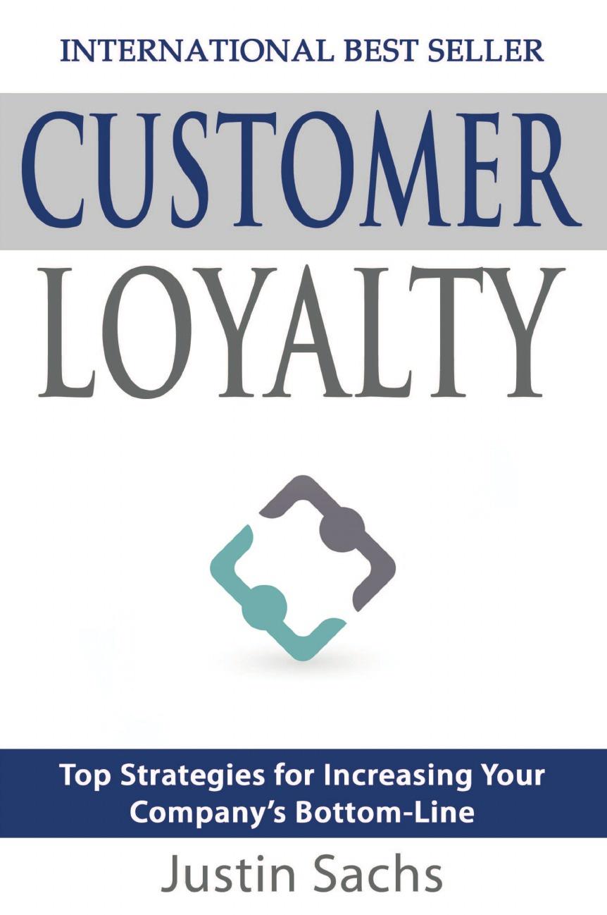 Justin Sachs Customer Loyalty garvice charles leslie s loyalty