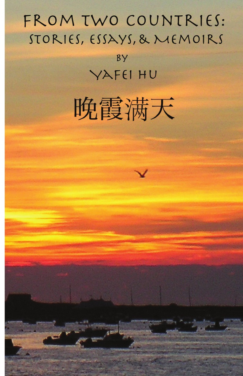 Yafei Hu From Two Countries. Stories, Essays, and Memoirs цена
