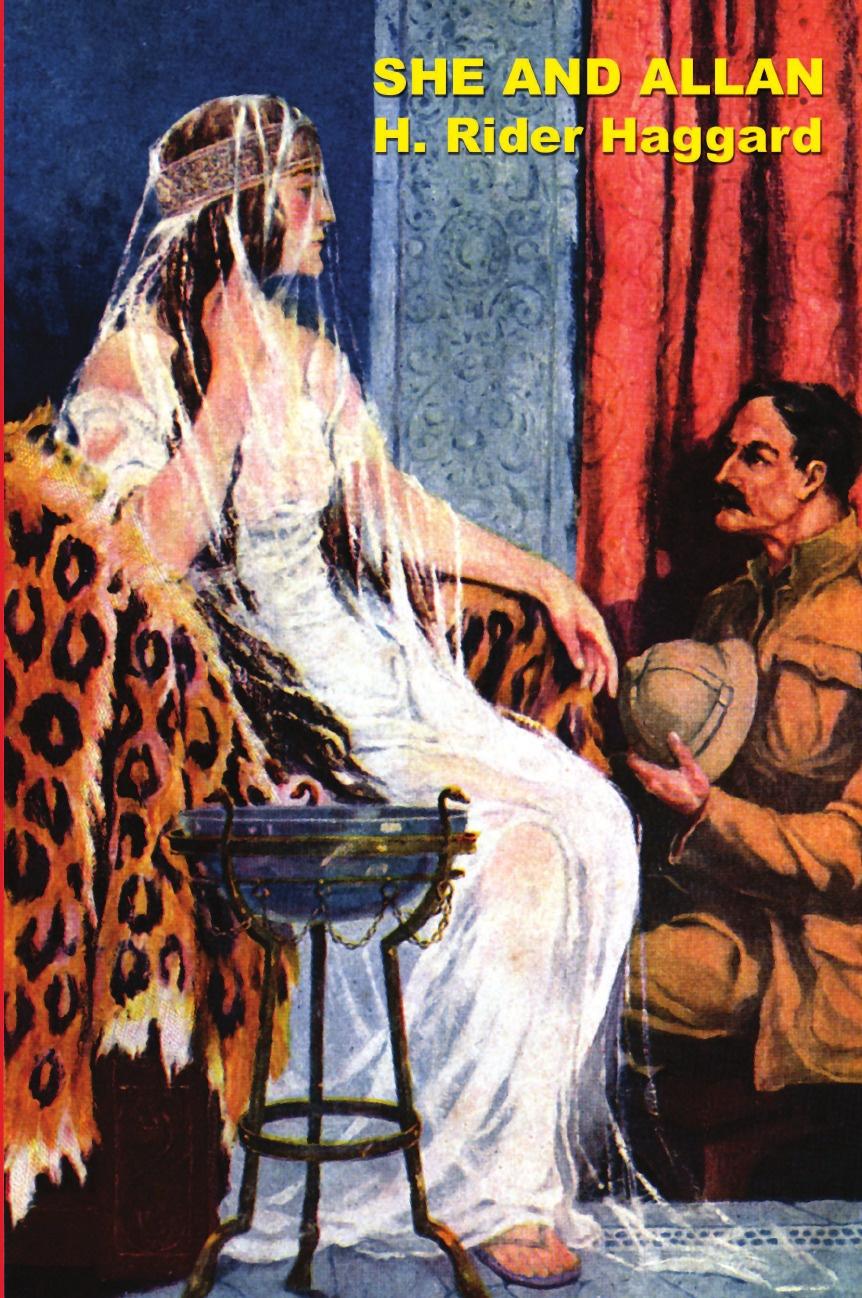 H. Rider Haggard She and Allan allan vainola inventuur