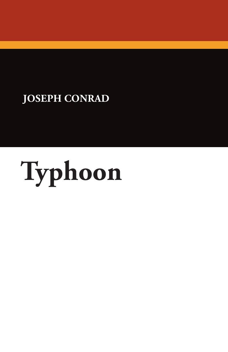 лучшая цена Joseph Conrad Typhoon
