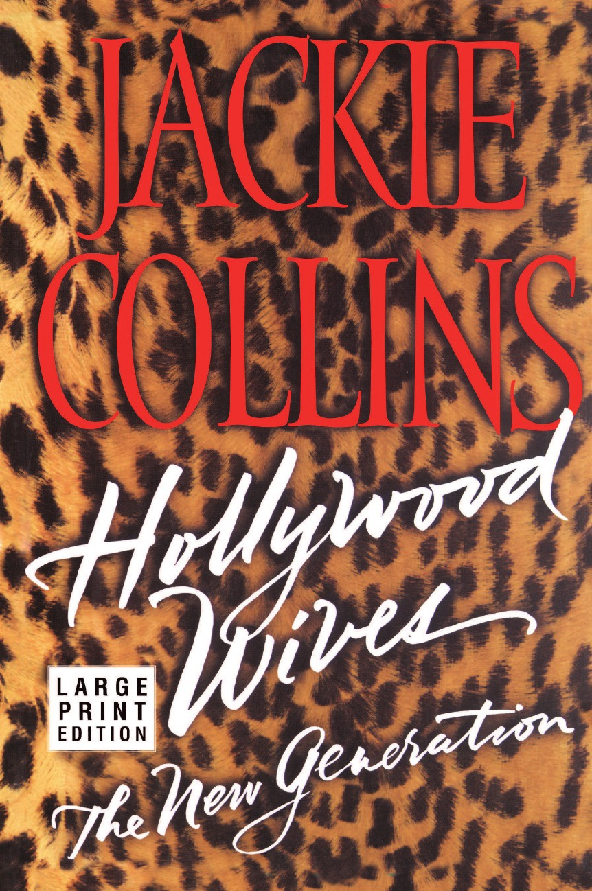 Jackie Collins Hollywood Wives collins jackie the power trip