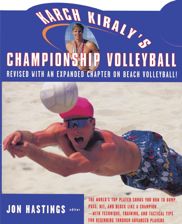 купить Karch Kiraly Karch Kiraly's Championship Volleyball по цене 1284 рублей