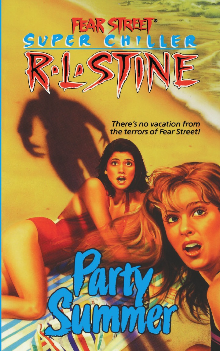 R. L. Stine Party Summer hall l the party