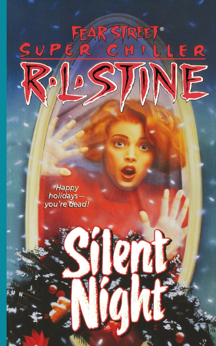 R. L. Stine Silent Night. A Christmas Suspense Story r l stine the beginning