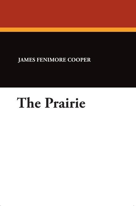 James Fenimore Cooper The Prairie john vinycomb fictitious