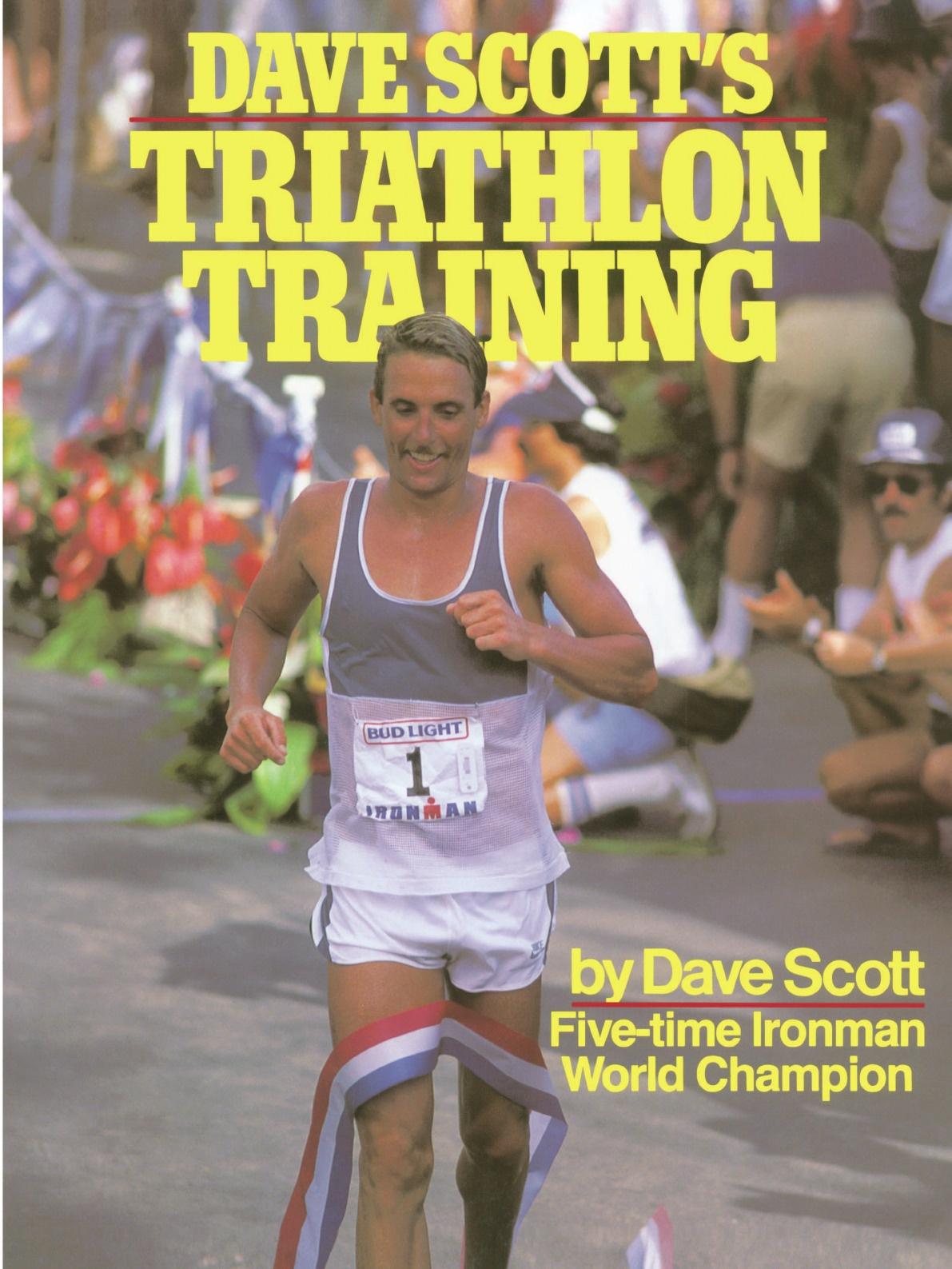 Dave Scott, William L. Scott Dave Scott's Triathlon Training william l wlac01bcorcn