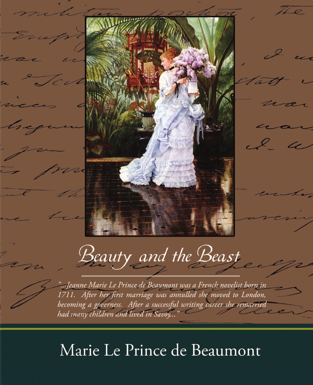 Marie Le Prince De Beaumont Beauty and the Beast the strangeness of beauty