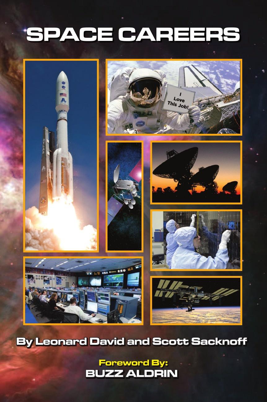 цены на Scott Sacknoff, Leonard David Space Careers  в интернет-магазинах