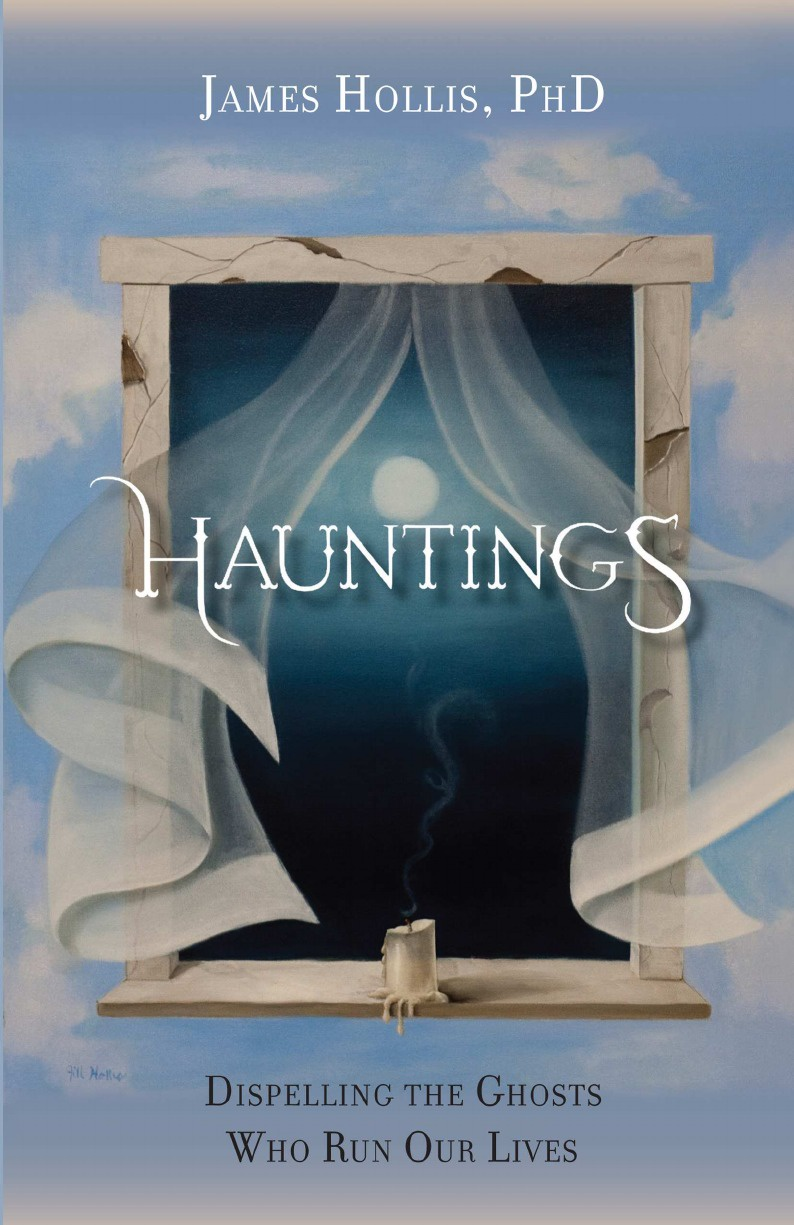 James Hollis Hauntings - Dispelling the Ghosts Who Run Our Lives .Paperback Edition. френч прессы agness френч пресс